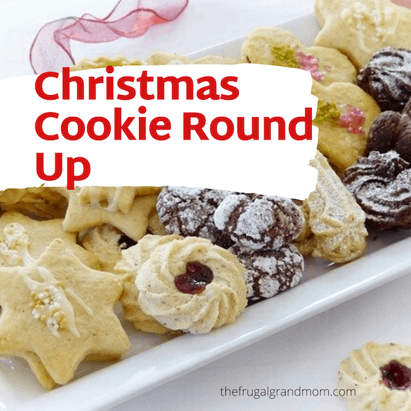 Christmas Cookie Round up