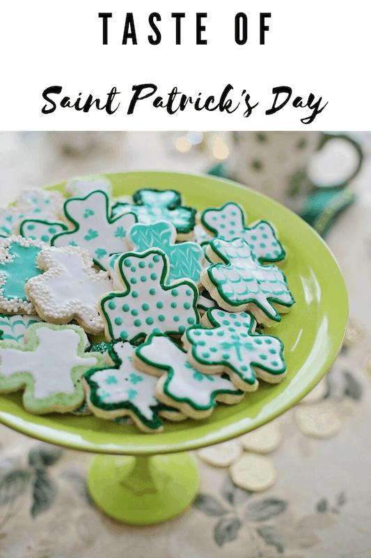 Taste of Saint Patrick's Day