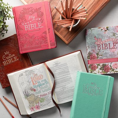 Journaling Creative Bible