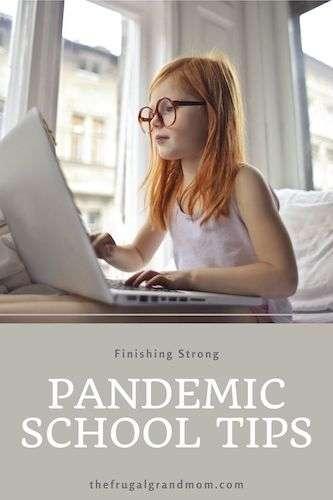 Pandemic School Tips