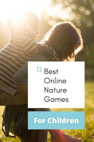13 Best Online Nature Games for Children