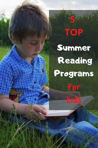 5 Top Summer Reading Programs