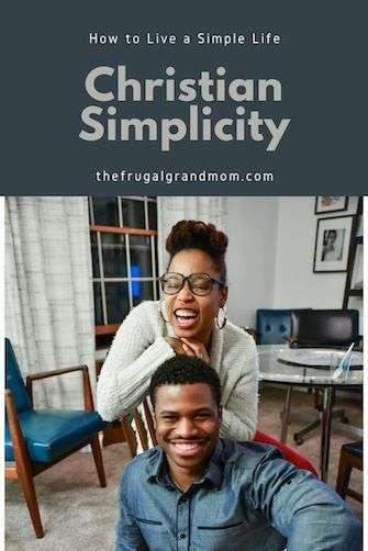 Christian Simplicity