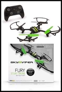 SkyViper Fury