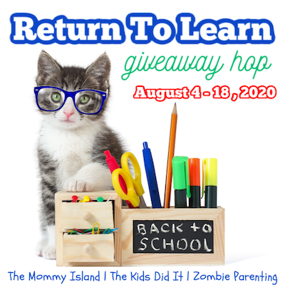 Return to Learn Giveaway Hop