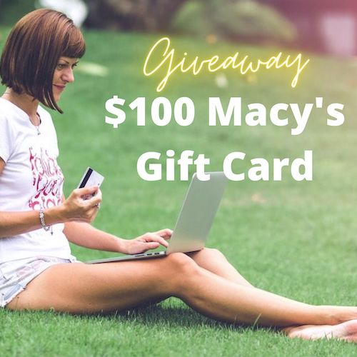 Giveaway Macys