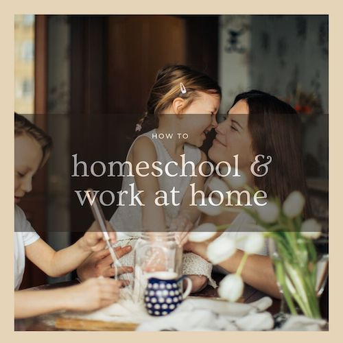 how to homeschool