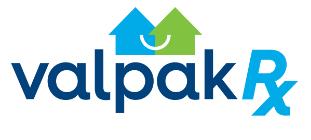 Valpak Rx logo