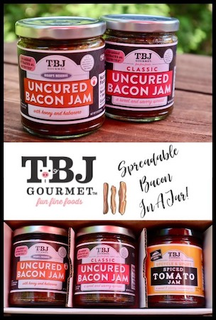 TBJ Gourmet Spreadable Bacon