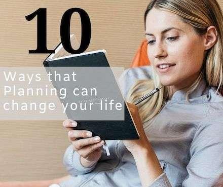 10 Ways That Planning