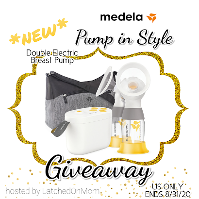 Pump in Style Giveaway