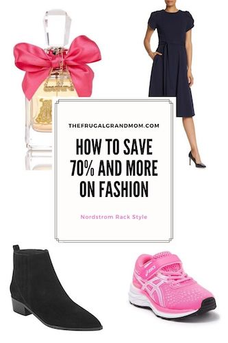 How to save 70% and more on fashion