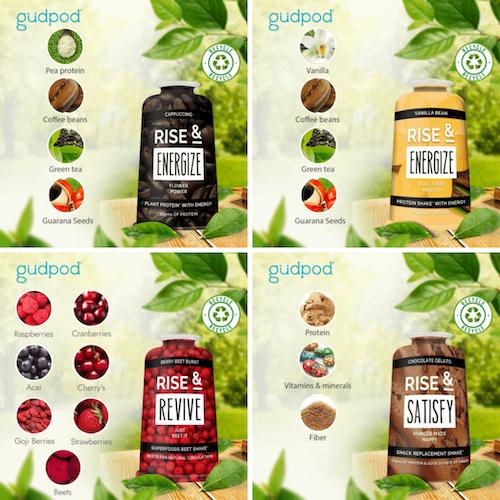 Gudpod Flavors 1