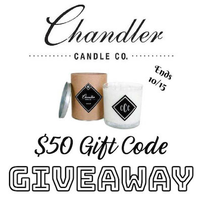 Chandler Candle