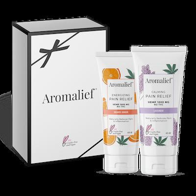 Aromalief Gift Set