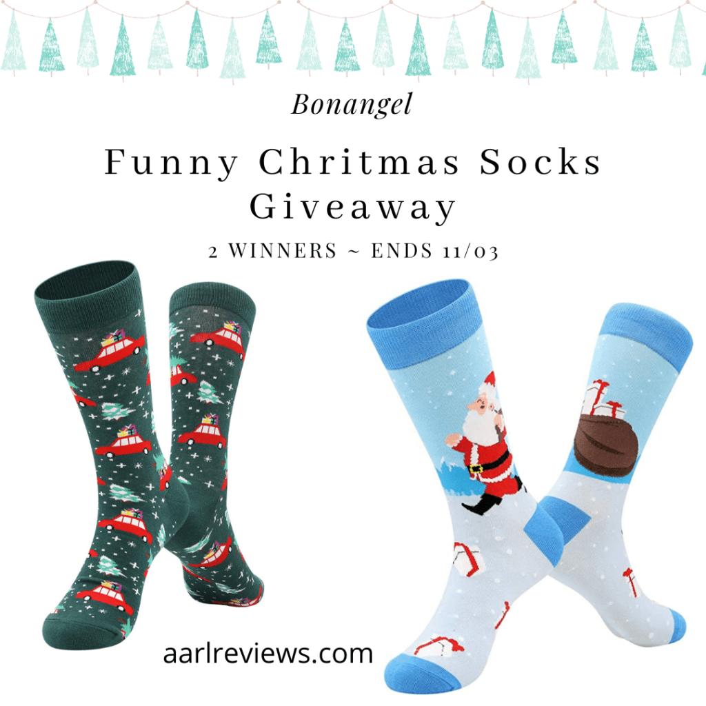 Christmas Socks Giveaway