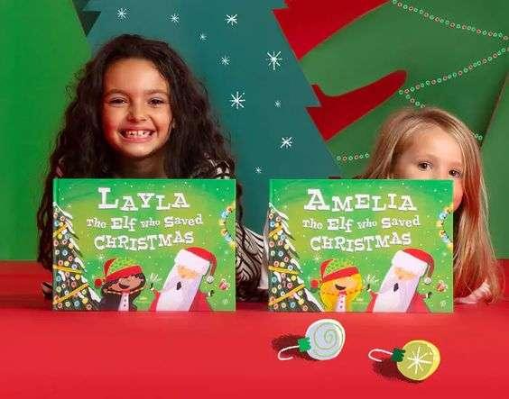 Elf Who Saved Christmas
