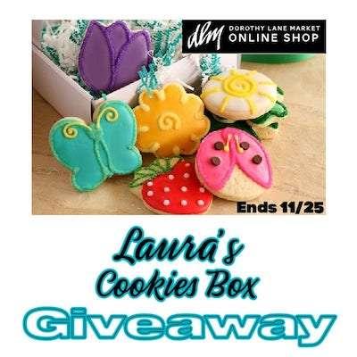 Laura's Cookies Box