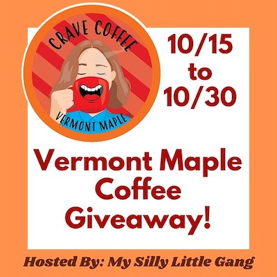 Vermont Maple Coffee Giveaway