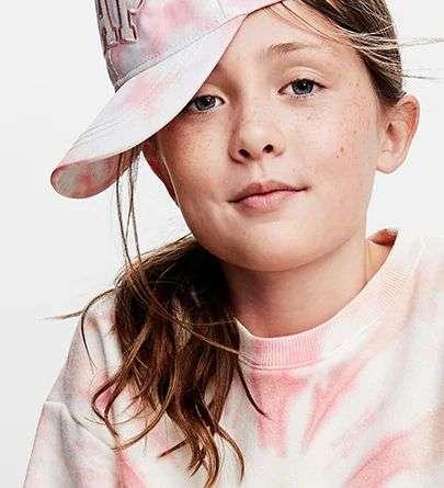 Gap Girl Model