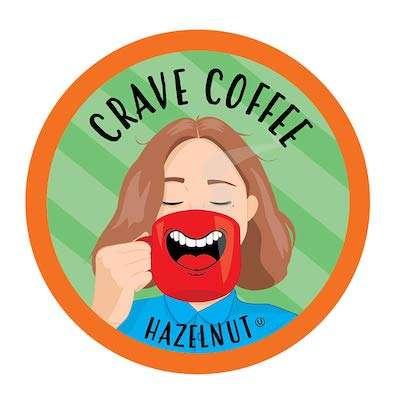 Hazelnut Crave Coffee