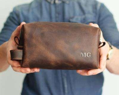 Etsy Leather Bag