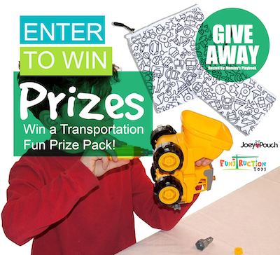 Enter to win ad