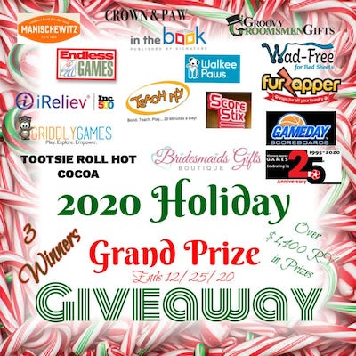 2020 Holiday Grand Prize