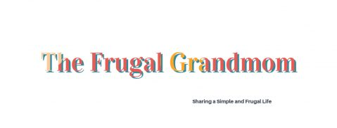 The Frugal Grandmom