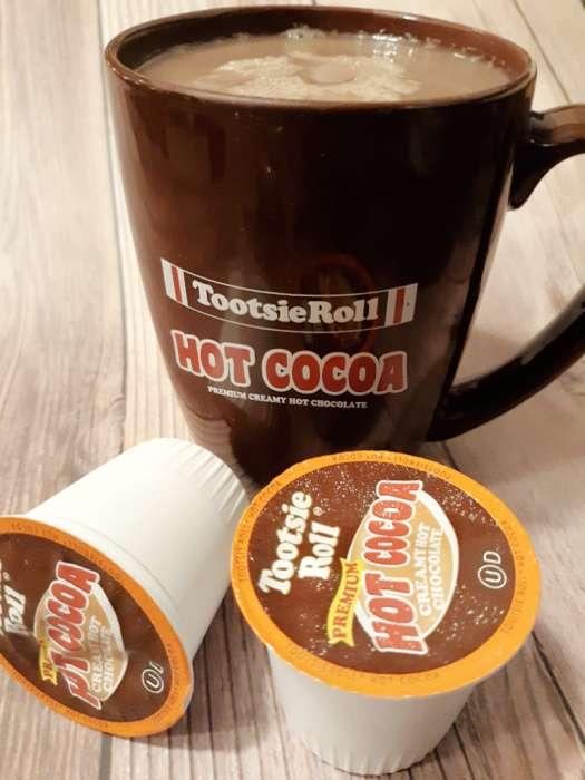 Tootsie Roll Hot Cocoa