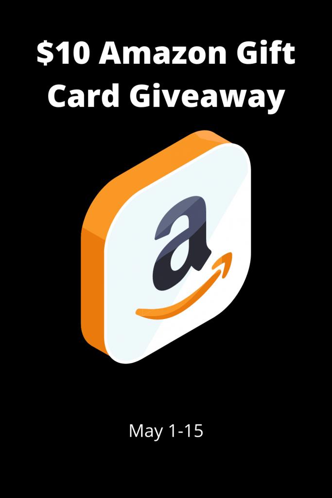 Amazon Giveaway Banner