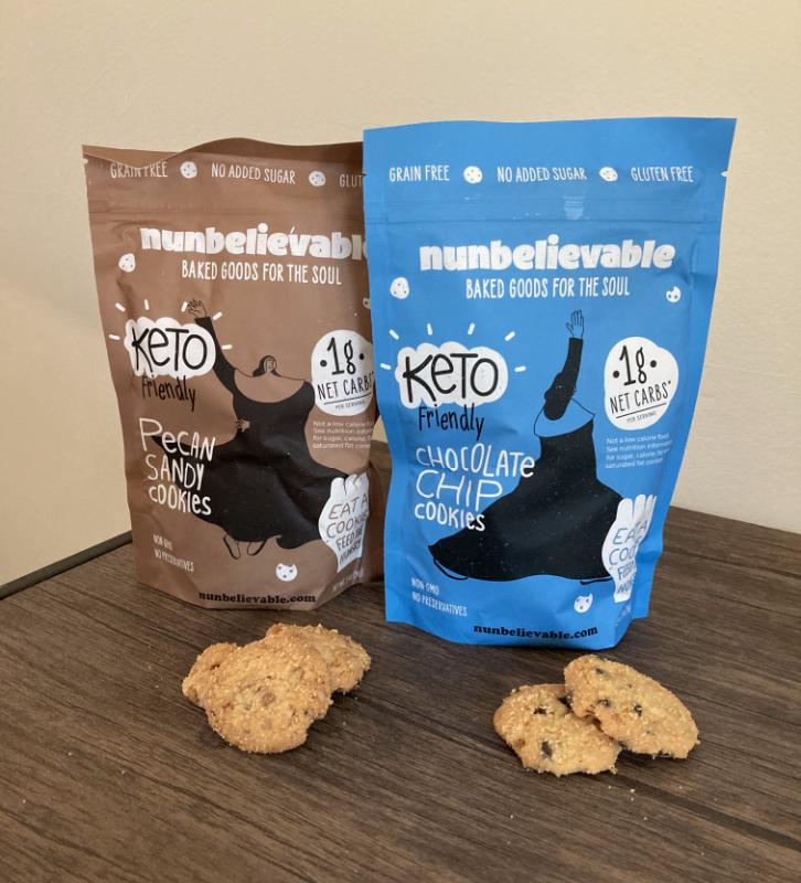 Nunbelivable Cookies